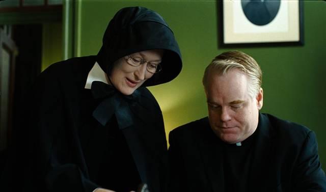 "Il dubbio"" Meryl Streep Philip Seymour Hoffman"""