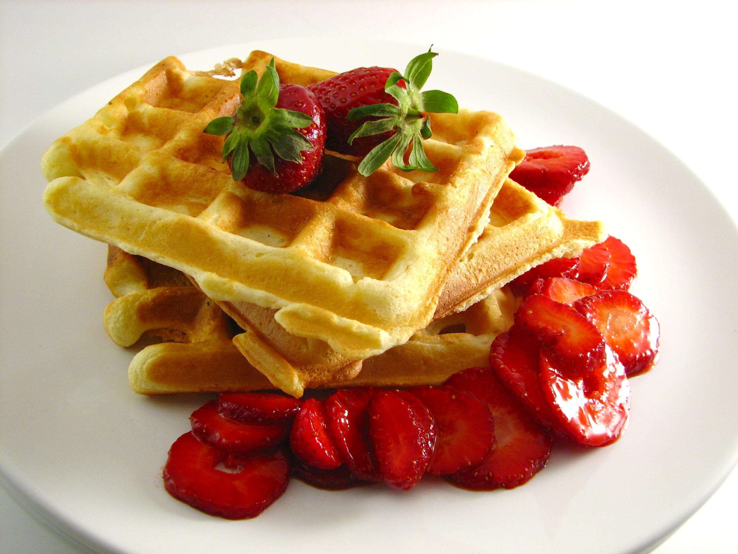 Buongiorno!…Waffel o Pancake?